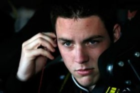 2013 NNS Driver Alex Bowman in Car - Photo Credit: Kevin C. Cox/Getty Images