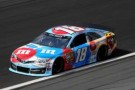 Kyle Busch drives the #18 M&M's Red-White-Blue M-Prove America Toyota - Photo Credit: Jared C. Tilton/Getty Images