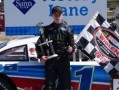 Ben Rhodes Wins At Greenville (S.C.) Pickens Speedway (Photo Credit: STIX FX Entertainment)
