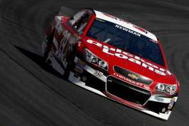 2013 NSCS Driver Ryan Newman on track in the No. 39 Quicken Loans Chevy - Photo Credit: Jeff Zelevansky/Getty Images