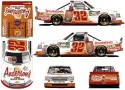 No. 32 Anderson's Maple Syrup / Brookshire's Chevrolet Silverado Layout