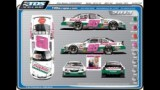 No. 20 Krispy Kreme® / TruMoo Milk Toyota Camry October 2013 Layout