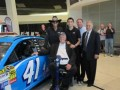 Almirola Will Race No. 41 Ford This Weekend to Honor Maurice's Hall of Fame Career