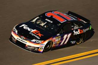 denny hamlin 2014 nscs federated auto parts 400 race. Black Bedroom Furniture Sets. Home Design Ideas