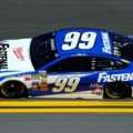 2014 NSCS Driver Carl Edwards on track in the No. 99 Fastenal Ford Fusion - Photo Credit: Robert Laberge/Getty Images