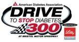 Drive to Stop Diabetes 300 Logo