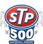 STP 500 at Martinsville Speedway Logo
