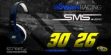 Swan Racing 50 Cent SMA Audio Logo
