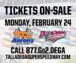 Talladega Superspeedway Tickets On-Sale Monday, February 24