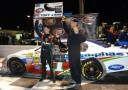 Ben Rhodes Wins Kevin Whitaker Chevrolet 150
