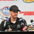 Jeb Burton (Photo Credit: Martinsville Speedway / ThorSport Racing)