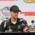 Jeb Burton (Photo Credit: Martinsville Speedway / ThorSport Racing)