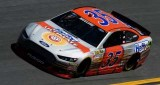 2014 NSCS Driver Eric McClure on track in the No. 35 Hefty Ultimate Ford Fusion