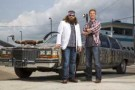 Willie Robertson and Clint Bowyer