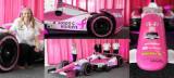 2014 Verizon IndyCar Series Driver Pippa Mann (Susan G Komen)