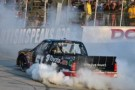 Kyle Busch Celebrates His Lucas Oil 20 Win At Dover (Del.) International Speedway