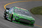 2014 NSCS Driver Ricky Stenhouse Jr. on track in the No. 17 EcoPower Oil Ford Fusion - Photo Credit: Gregory Shamus/Getty Images