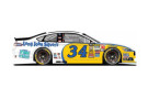 2014 NSCS No. 34 Long John Silver's Free Fish & Fries Ford Fusion
