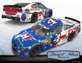 2014 NSCS No. 4 Folds of Honor/Outback Steakhouse/Budweiser Chevrolet SS