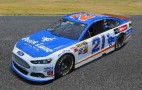 "2014 NSCS No. 21 Motorcraft/Quick Lane ""Blue"" Ford Fusion"