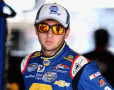 Chase Elliott, driver of the #9 Napa Auto Parts Chevrolet, waits to drive during practice for the NASCAR Nationwide Series Chicagoland race at Chicagoland Speedway on July 18, 2014 in Joliet, Illinois. - Photo Credit: Jonathan Daniel/Getty Images