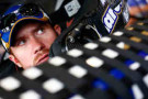 2014 NSCS Driver Brian Vickers in car (Aaron's) - Photo Credit: Sean Gardner/Getty Images