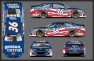 """2014 NSCS No. 36 Golden Corral """"Red/White/Blue Chevrolet SS"""