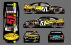 2014 NSCS No. 51 Collision Cure Chevrolet SS