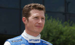 2014 VICS Driver Ryan Briscoe (NTT Data) - Photo Credit: Scott Halleran/Getty Images