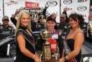 Brandon Jones Wins In ARCA Racing Series debut at Winchester Speedway for Turner Scott Motorsports