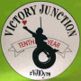 Victory Junction 10 Year Anniversary Logo