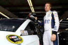 2014 NSCS Driver Brad Keselowski (Miller Lite) in the Garage Area - Photo Credit: Jerry Markland/Getty Images