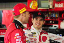 2014 NSCS/Chip Ganassi Racing Drivers Jamie McMurray (McDonalds) abd Kyle Larson (Target) - Photo Credit: Jeff Curry/Getty Images