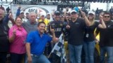 Kevin Swindell Wins SuperChevyStores.com / Allen Crowe 100 at the Illinois State Fairgrounds for Venturini Motorsports