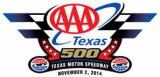 2014 NSCS AAA Texas 500 Logo