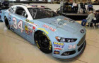 No. 34 Wendell Scott Hall of Fame Tribute Ford Fusion