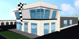 GoPro Motorplex plans to break ground on new, 6,000 SF building on their campus this month.