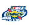 2014 NASCAR Sunoco Rookie of the Year Logo