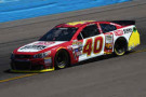 2015 NSCS Driver Landon Cassill on track in the No. 40 CRC 1-Tank Power Renew® Chevrolet SS - Photo Credit: Rainier Ehrhardt/Getty Images