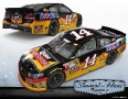 2015 NSCS No. 14 Rush Trucking Center/Mobil 1Chevrolet SS Rendition