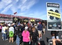 "Fans receive an exclusive experience with a guided NASCAR Sprint Cup Series Garage/Pit Road tour as part of the ""Unrestricted"" VIP package at Talladega Superspeedway"