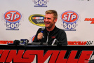 Clint Bowyer Address the Media at Martinsville Speedway