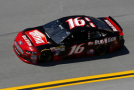 Greg Biffle, driver of the #16 Ortho Ford, practices for the NASCAR Sprint Cup Series GEICO 500 at Talladega Superspeedway on May 1, 2015 in Talladega, Alabama. - Photo Credit: Matt Sullivan/Getty Images