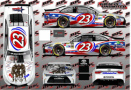 "2015 NSCS No. 23 ""We Salute You"" Toyota Camry Rendition"