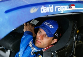 2015 NSCS Driver, David Ragan (Aaron's) - Photo Credit: Jonathan Ferrey/Getty Images