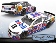 2015 NSCS No. 14 Mobil 1/Bass Pro Shops Chevrolet SS (at Sonoma Rendition)