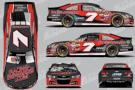 2015 NSCS No. 7 Racing-Rewards.com Chevrolet SS (Rendition)
