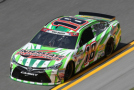 2015 NSCS Driver, Kyle Busch, on track in the No. 18 Interstate Batteries Toyota - Photo Credit: Chris Graythen/Getty Images