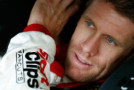 Carl Edwards, driver of the #19 Sport Clips Toyota, sits in his car during practice for the NASCAR Sprint Cup Series Sylvania 300 at New Hampshire Motor Speedway on September 25, 2015 in Loudon, New Hampshire. - Photo Credit: Jeff Zelevansky/Getty Images