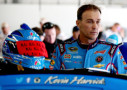Kevin Harvick, driver of the #4 Ditech Chevrolet, stands in the garage area during practice for the NASCAR Sprint Cup Series Sylvania 300 at New Hampshire Motor Speedway in Loudon, New Hampshire. - Photo Credit: Sean Gardner/Getty Images